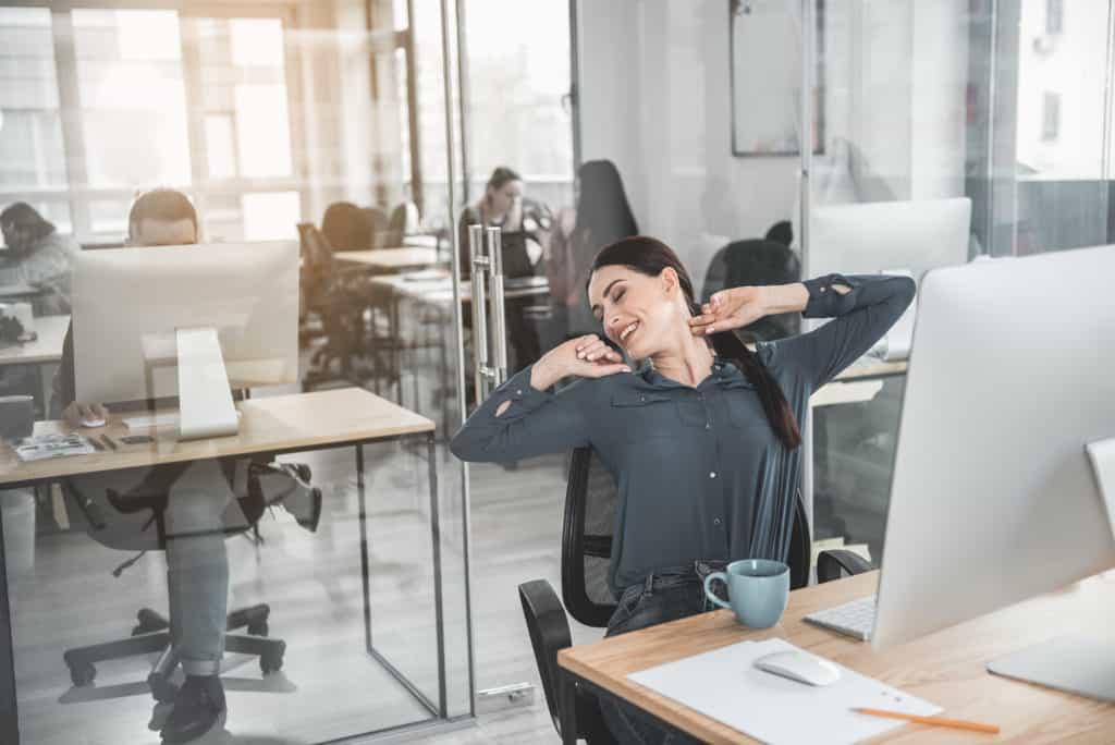 Innehalten und achtsam sein im Job